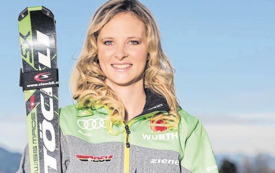 Sabrina Weilharter: Späterer Einstieg in die Saison wegen ... Sabrina Weilharter