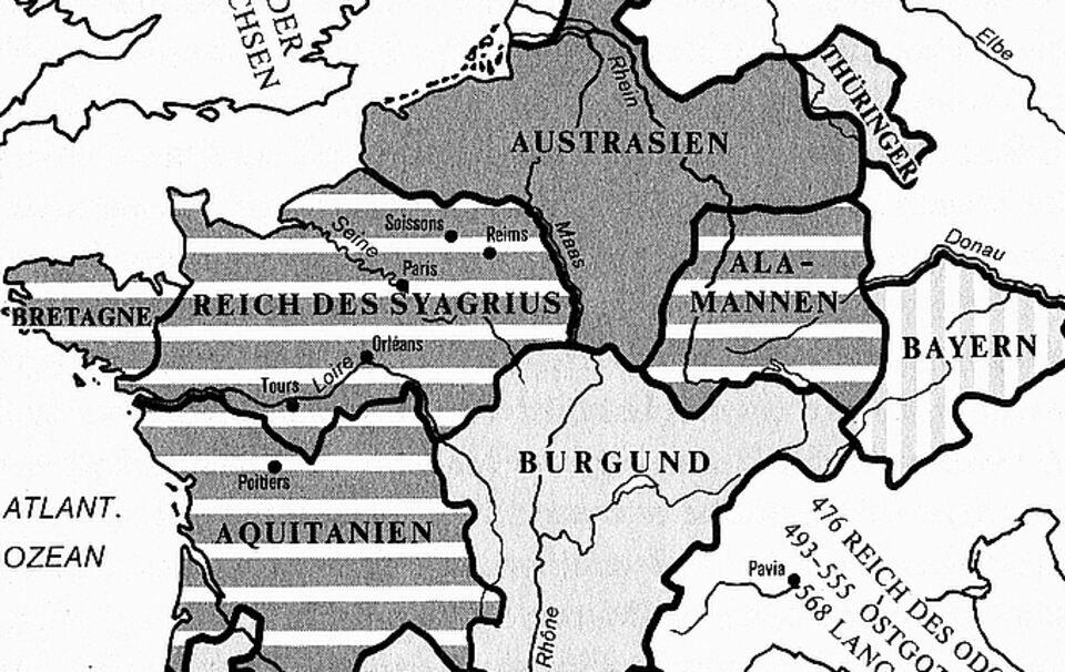 Anno Domini 765 Korbinian Von Freising Chiemgau Blätter
