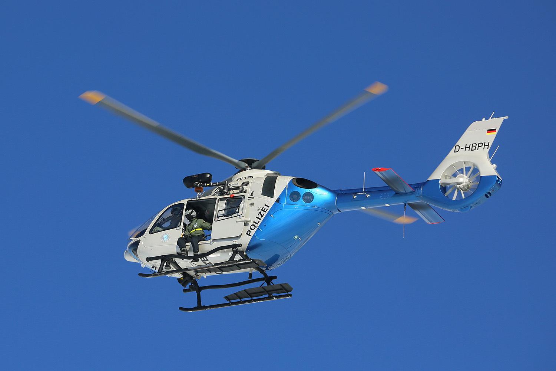 Bundespolizei erklärt Hubschrauber-Flüge über Waging und Taching: Das steckt dahinter