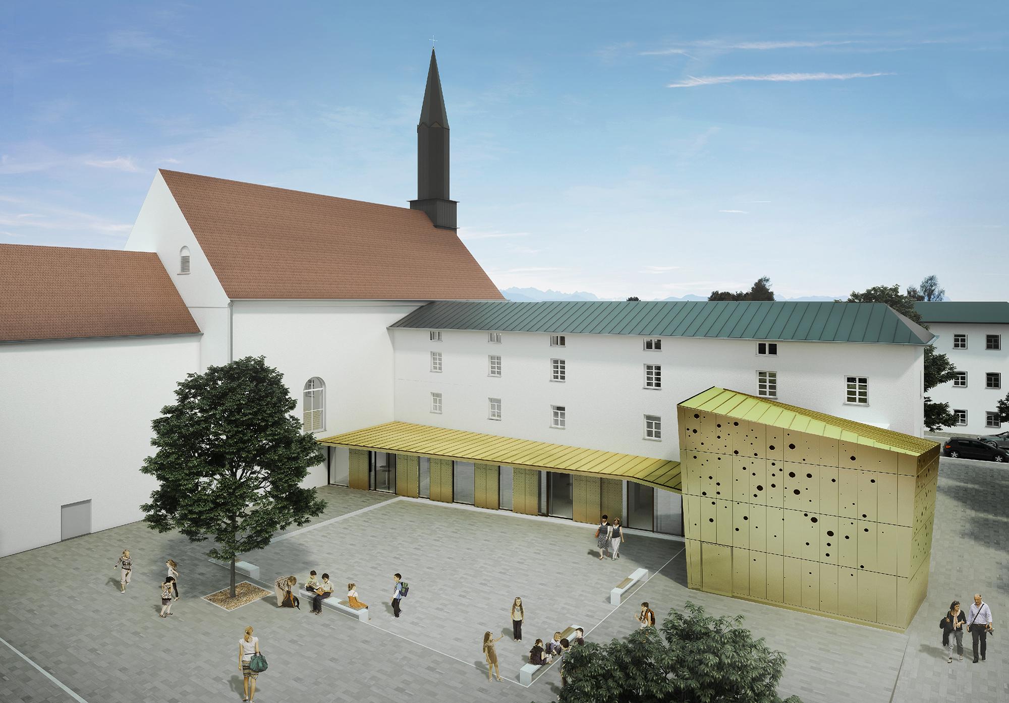 Kosten für Kulturforum Klosterkirche steigen nochmals – um 300.000 Euro