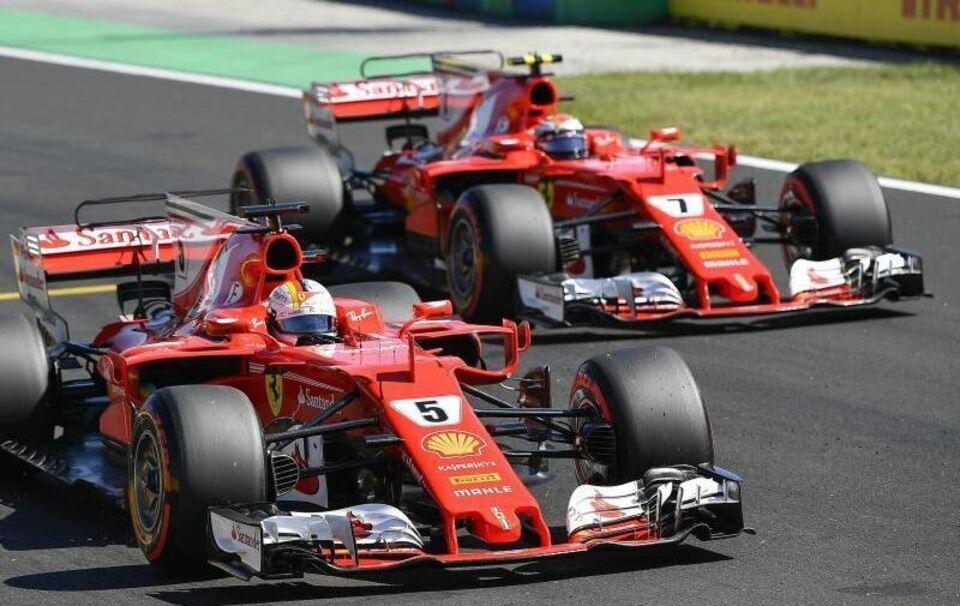 Formel 1 Live Stream zum Rennen heute in Belgien und Live
