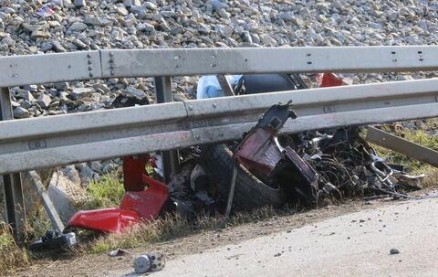 Unfall a94 gestern