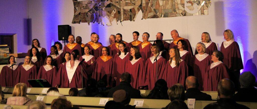 Munich Goes Gospel Rei T Zuh Rer Mit Begeisterndes
