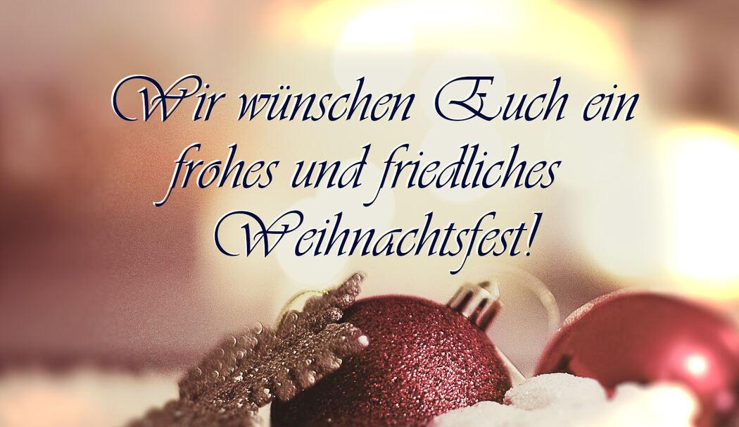 Wünsch Euch Allen Frohe Weihnachten.Frohe Weihnachten