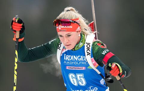 biathlon damen 2019