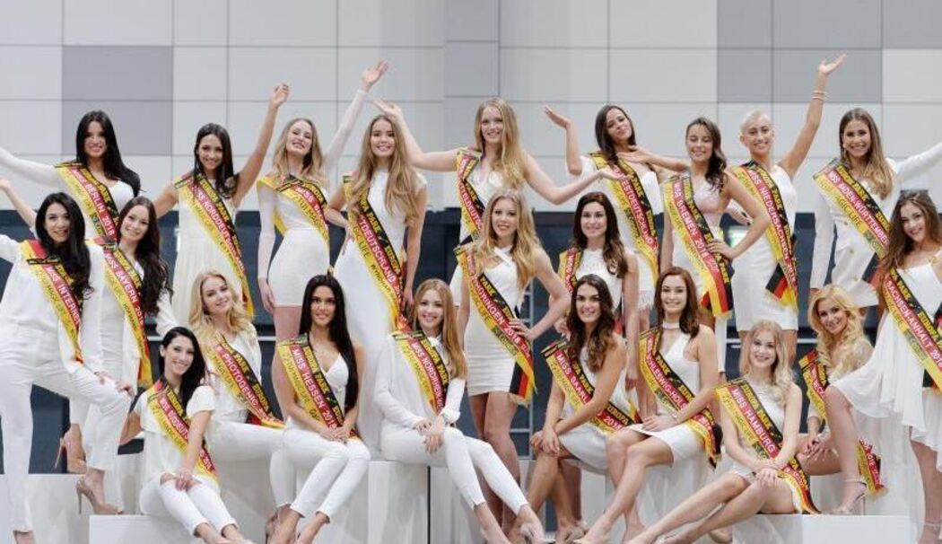 """Miss Germany"""