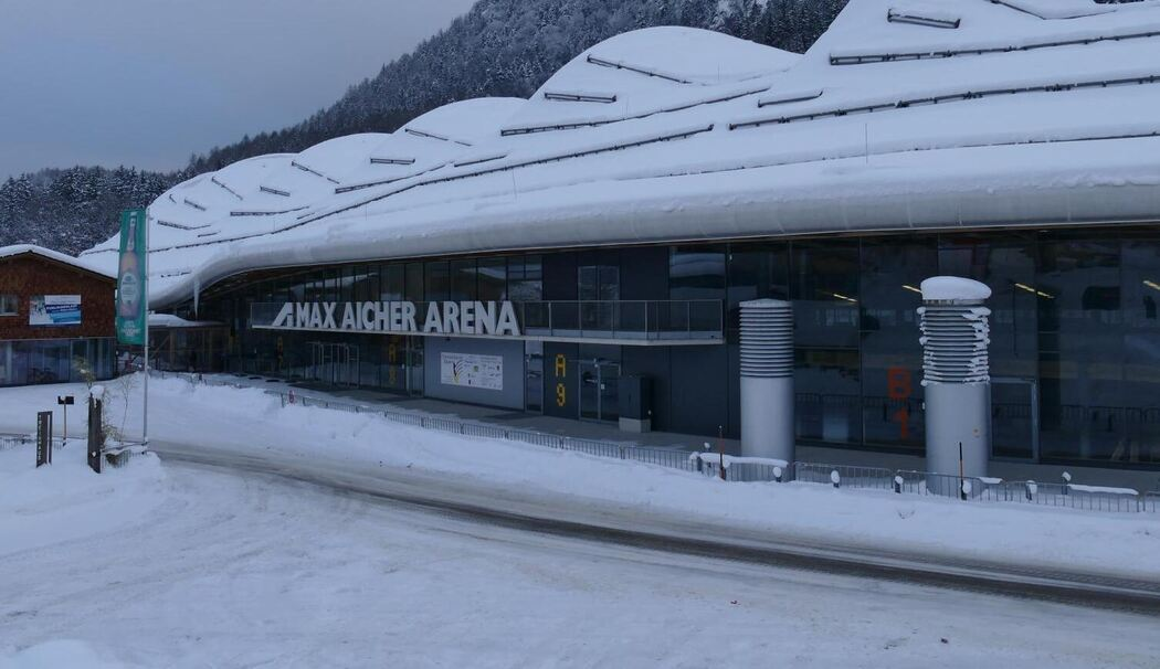 Max Aicher Arena in Inzell