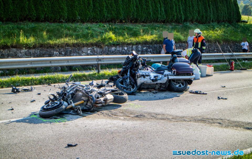 Unfall B20 Heute Cham