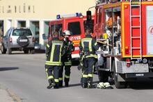 palling grossalarm fur feuerwehr wegen brand in altenheim drei mitarbeiter verletzt