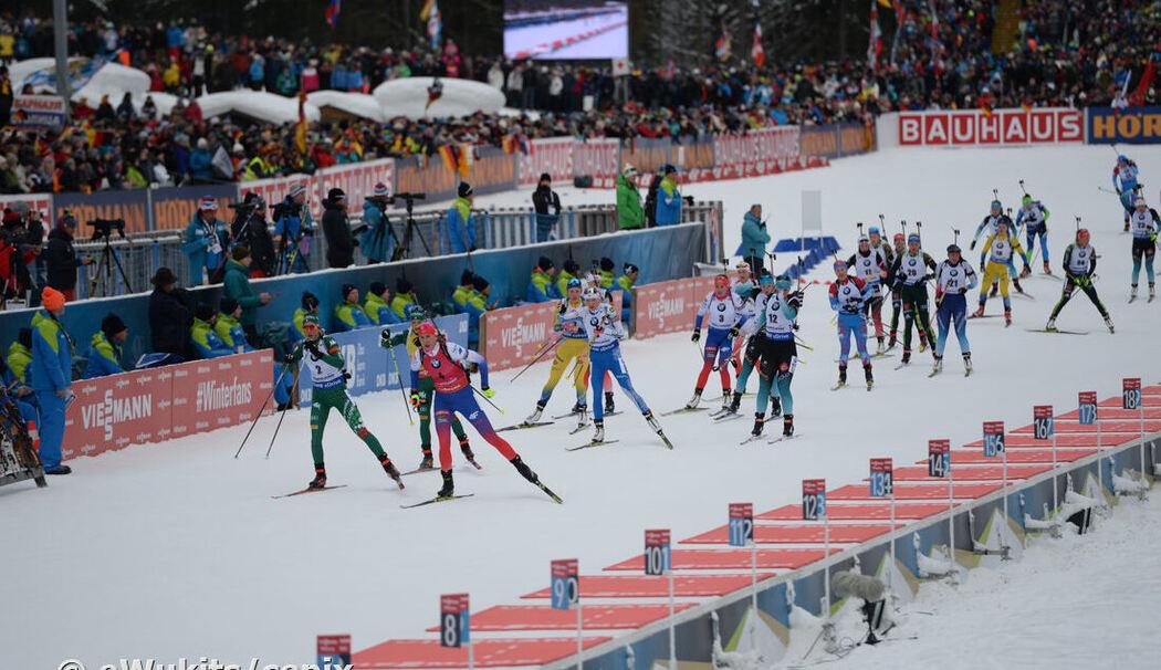 Biathlon Gestern