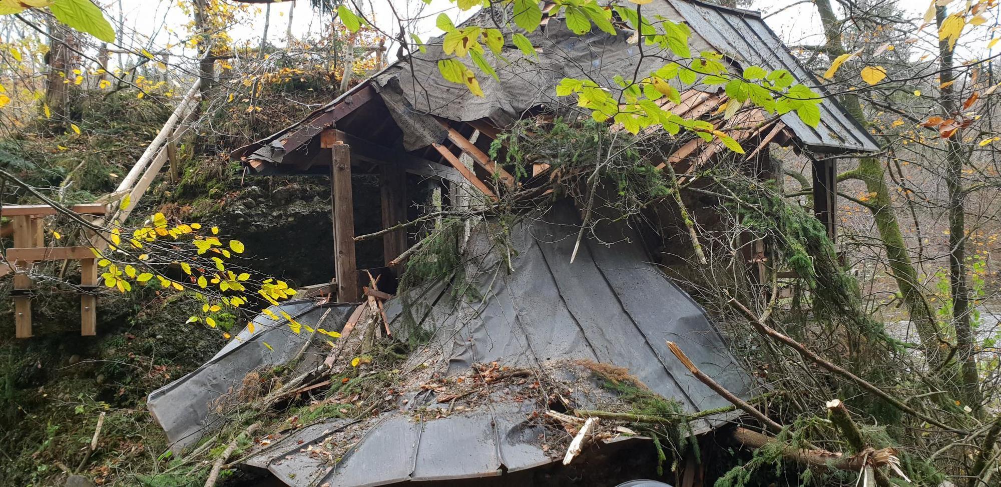 Schadensaufnahme an Klobensteinkapelle beginnt im April