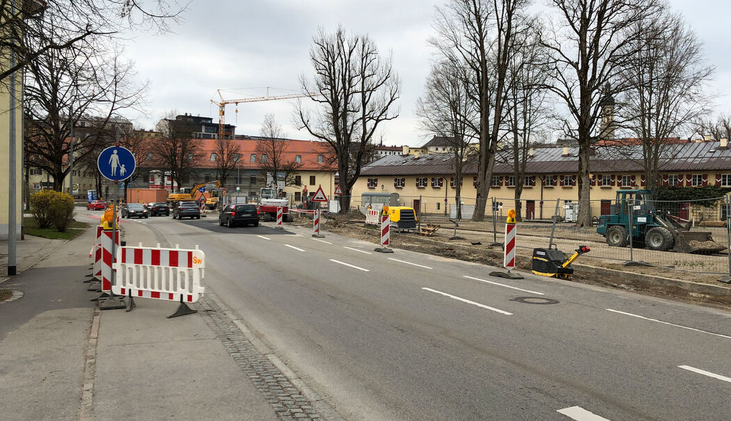 Salinenstraße