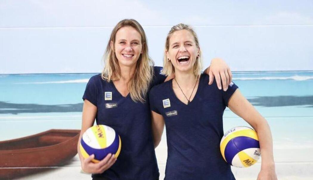 Laura Ludwig zurück mit neuer Partnerin