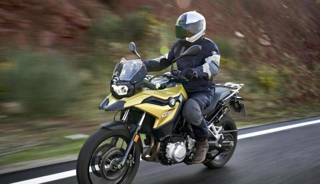 Enduro BMW F 750 GS