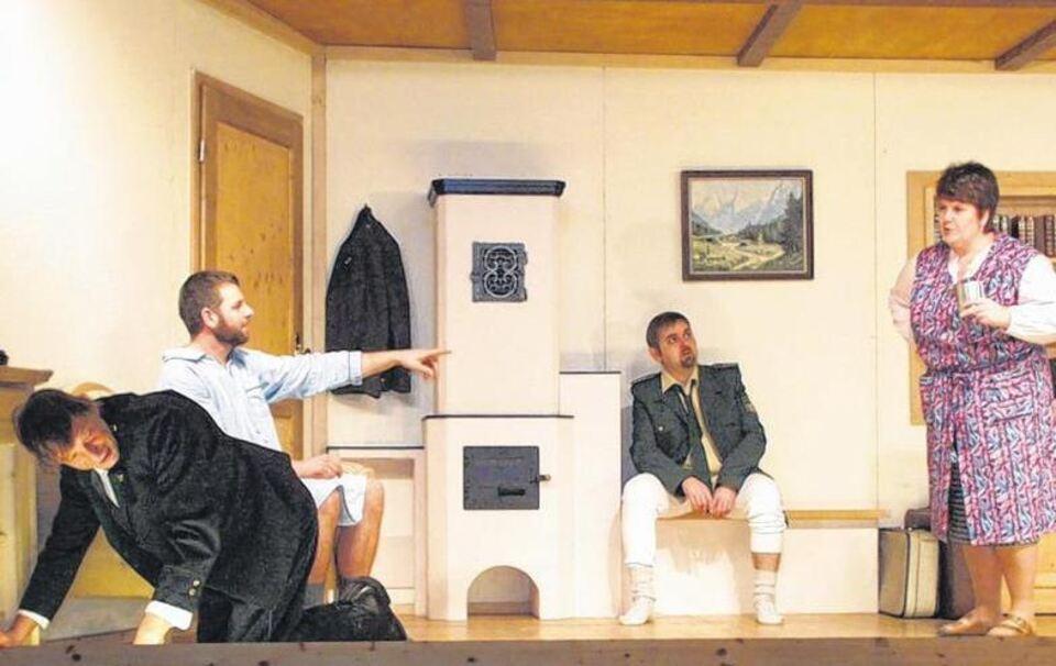 Theaterfreunde Neukirchen feiern am morgigen Samstag Premiere