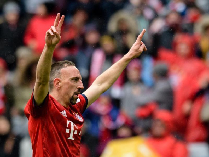 Ribéry lässt Zukunft nach Bayern offen