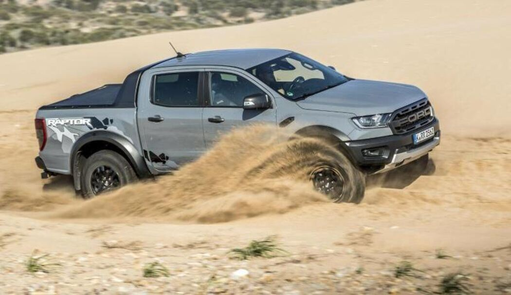 Pick-up Ranger Raptor von Ford