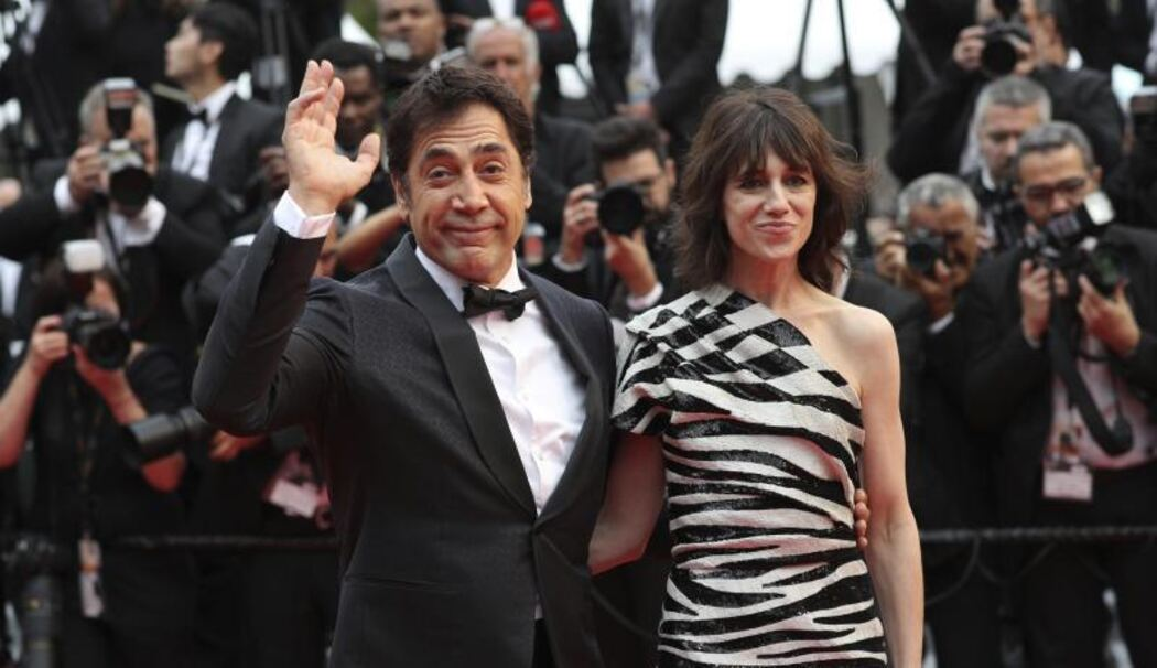 Filmfestspiele in Cannes - Bardem + Gainsbourg