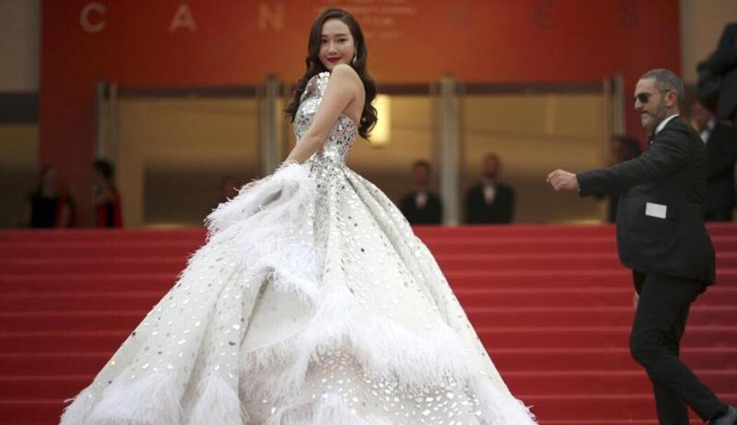 Filmfestspiele in Cannes -  Jessica Jung