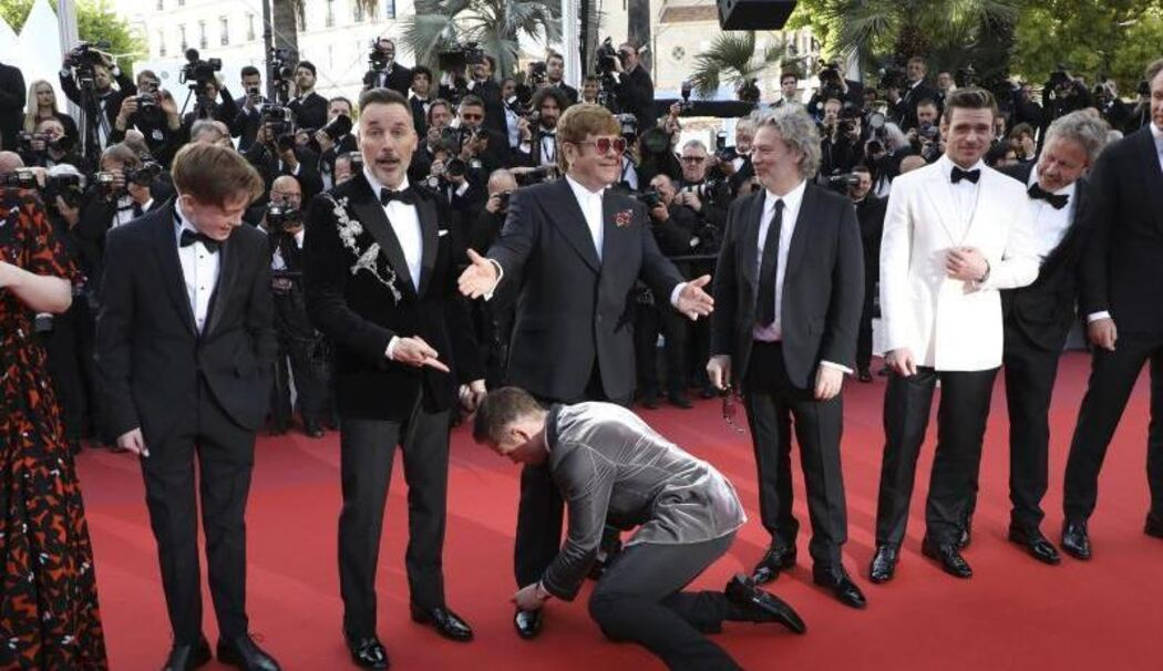 Filmfestspiele in Cannes - Rocketman