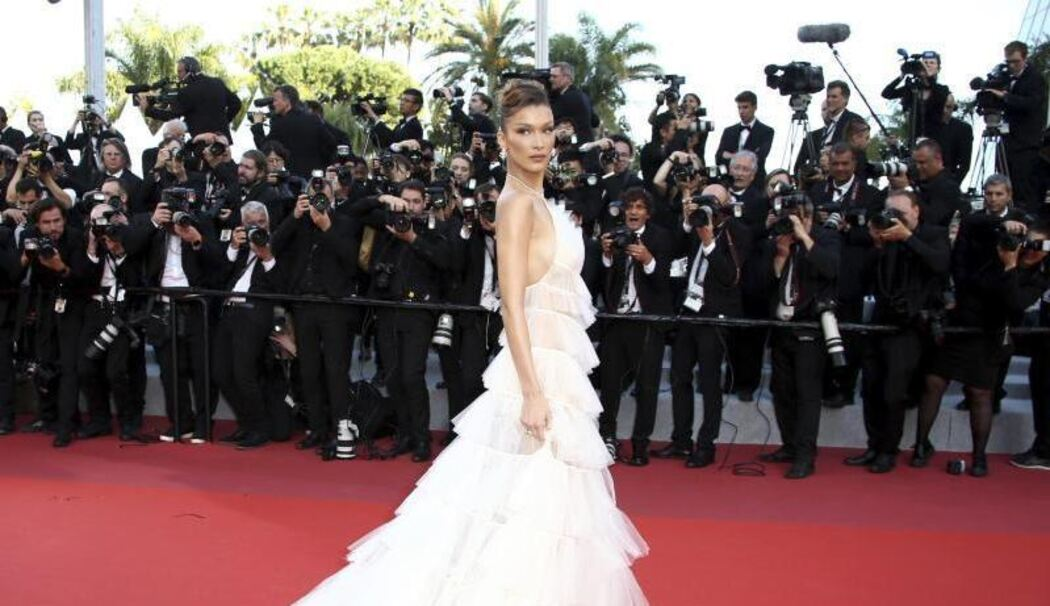 Filmfestspiele in Cannes - Bella Hadid
