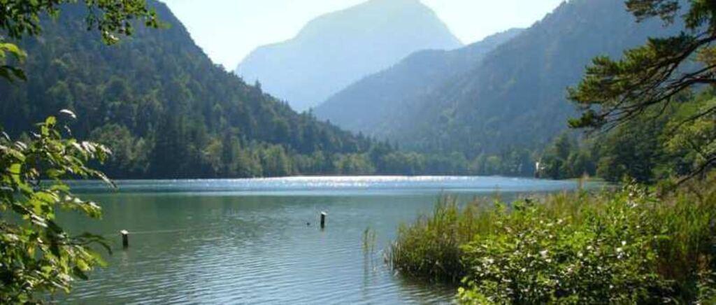 Ausgezeichnete Wasserqualität in den Badeseen der Region