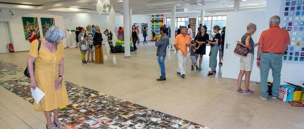 Feldversuche im »Supermarkt der Kunst«