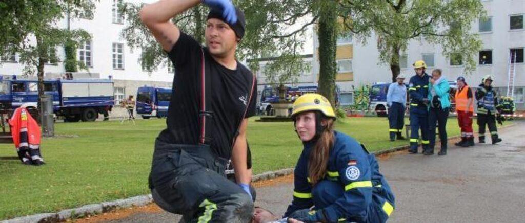 Explosion in Tagesklinik forderte mehr als 40 Verletzte
