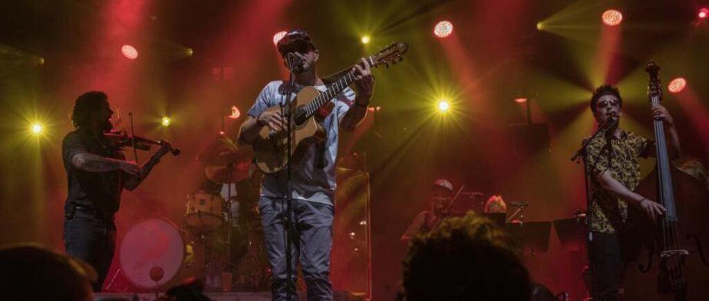 »Django 3000« erobern das Tollwood-Festival