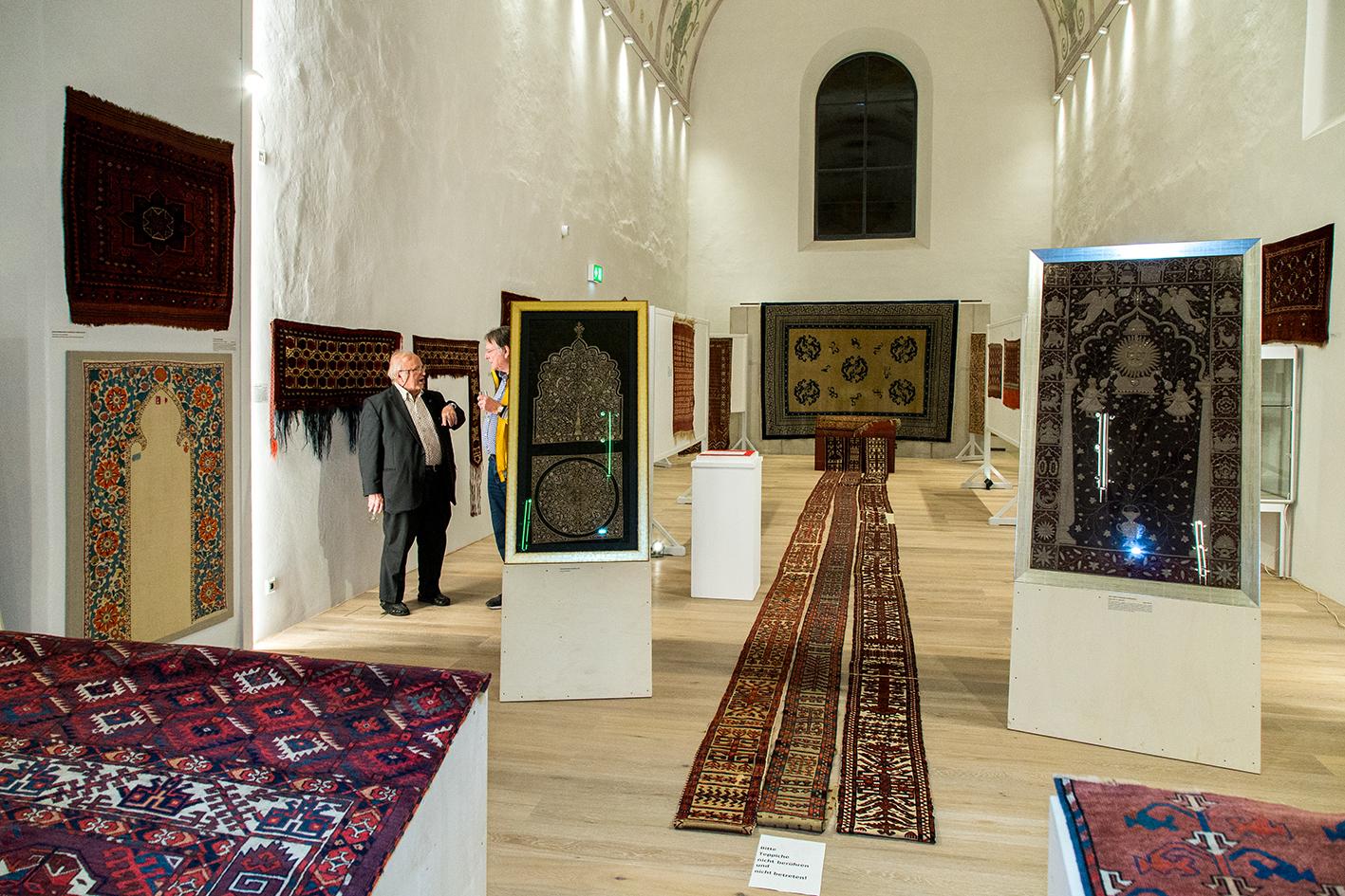 Klosterkirche öffnet ihrePforten: Kultureller Paukenschlag zur Vor-Premiere