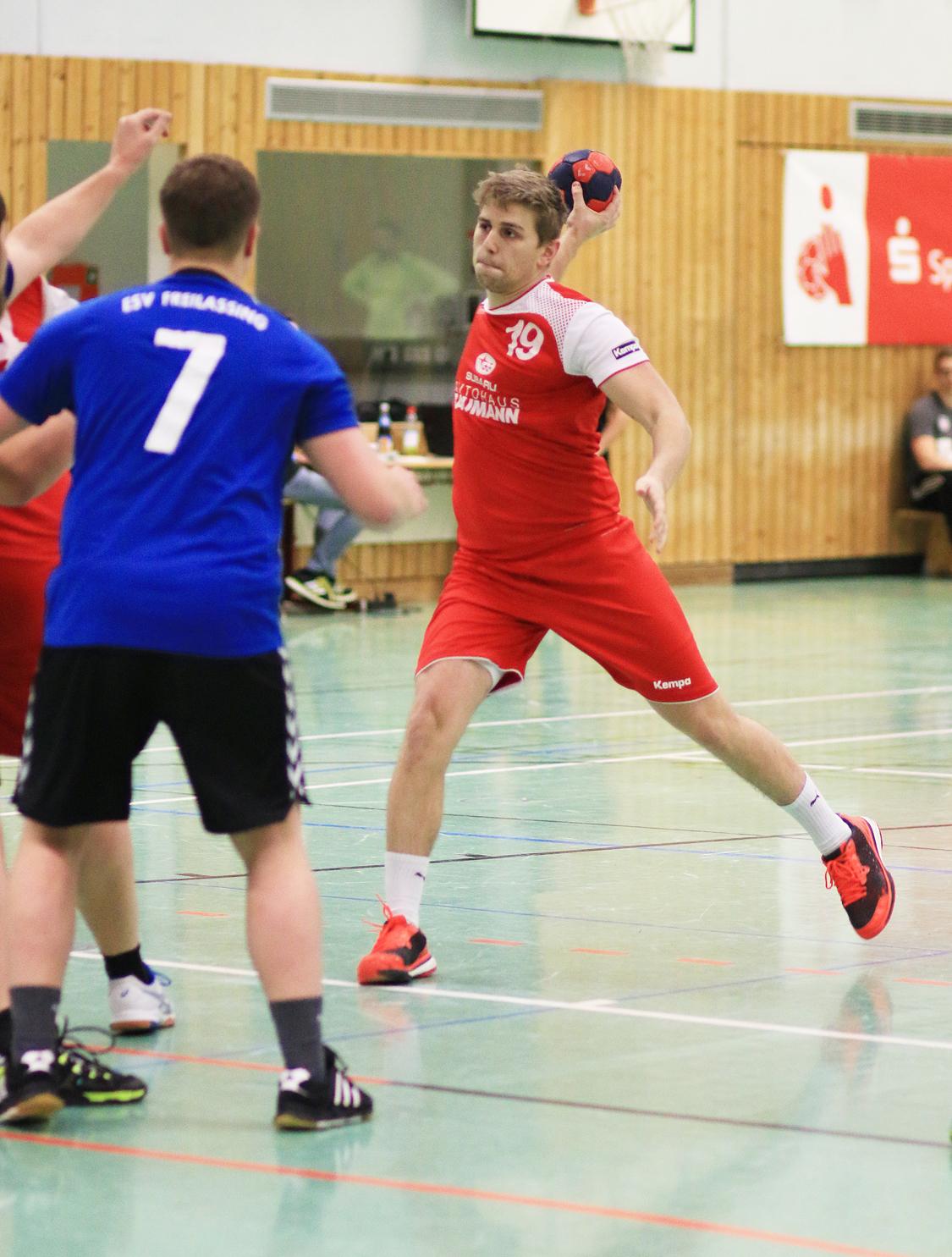Handballer fiebern dem Saisonstart entgegen