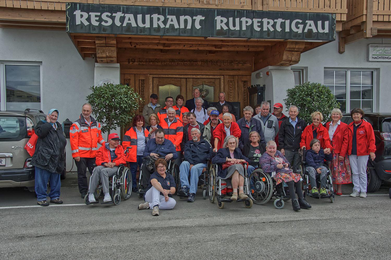 BRK unternimmt Tagesausflug mit Senioren nach Wals