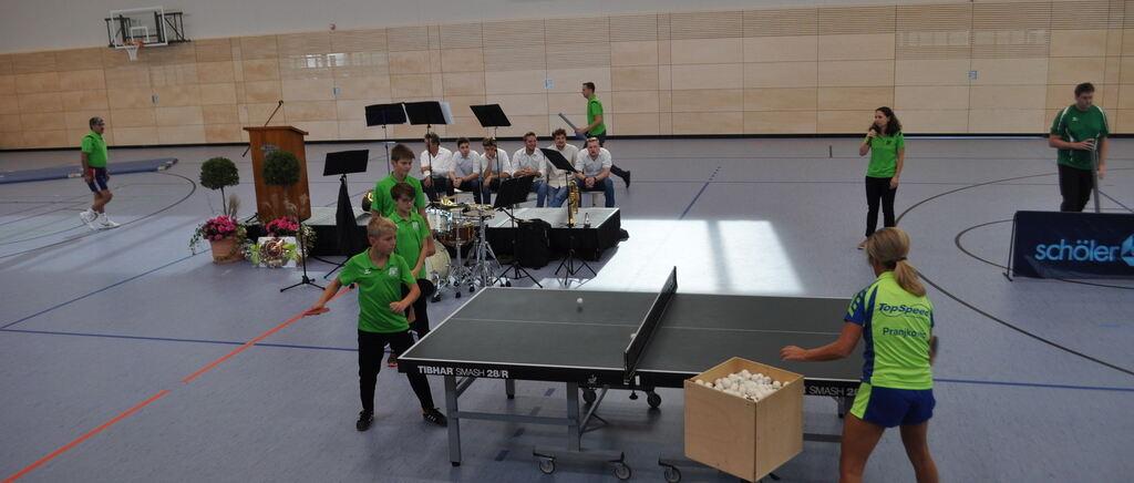 Grassau Neue Sporthalle in Grassau feierlich eingeweiht - Traunsteiner Tagblatt