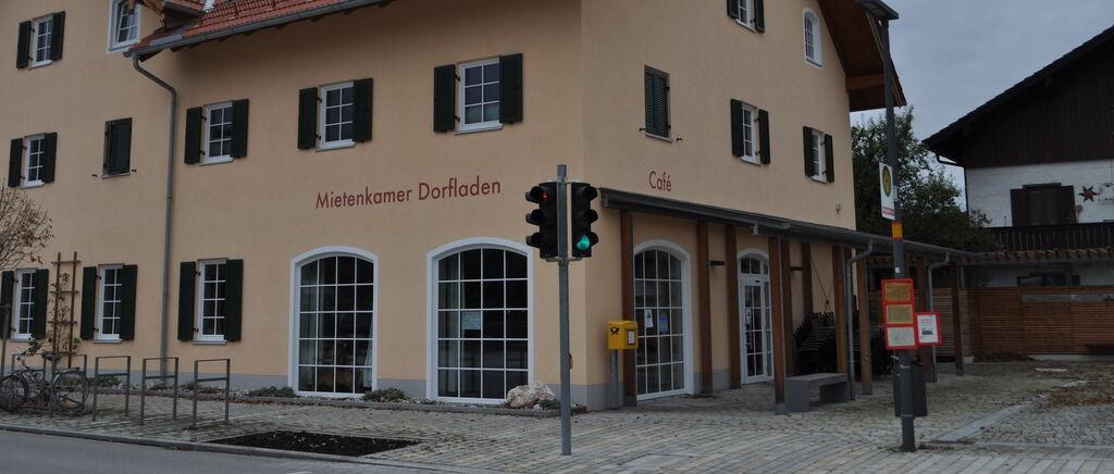 """Grassau: Zukunft des Mietenkamer Dorfladens? """"Es funktioniert ohne Dorfgemeinschaft nicht"""" - Traunsteiner Tagblatt"""
