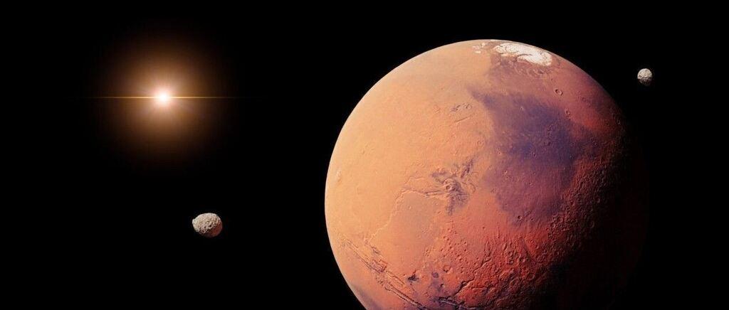Mars Sehen
