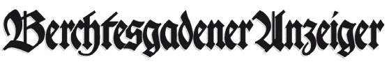Logo Berchtesgadener Anzeiger