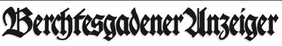 Logo Berchtesgadener Anzeiger